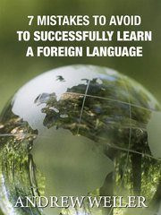 mistakes to avoid in learning languages